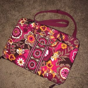 Vera Bradley Laptop Case Bag
